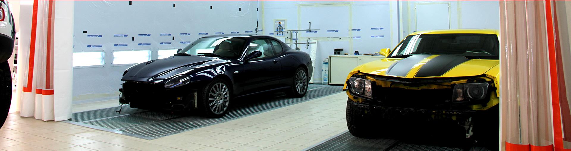 Foto carrozzeria My Lady - Nichelino (TO)