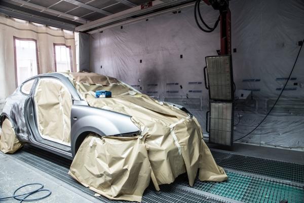 Verniciatura auto carrozzeria My Lady di Nichelino (TO)
